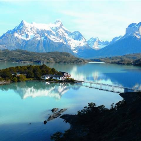 Pehoe Torres del Paine ChilePehoe Torres del Paine Chile